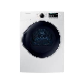 4.0 cu. ft. Capacity Electric Dryer with Sensor Dry in White