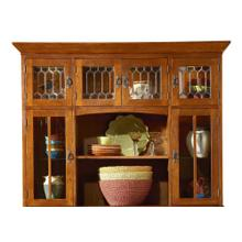 View Product - Mission Dining Hutch