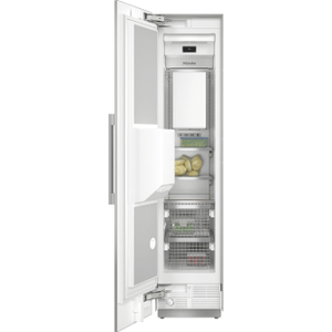 MieleF 2471 SF - MasterCool™ freezer Integrated IceMaker features separate water and ice dispensers.