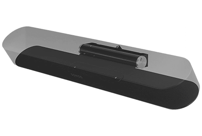 Black- Flexson Adjustable Wall Mount