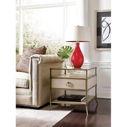 CAPRI END TABLE
