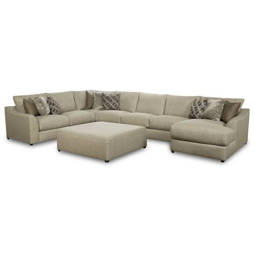 9915 Vivian Left Arm Facing Loveseat