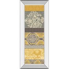 """Le Souk VI"" By Pela Studio Mirror Framed Print Wall Art"
