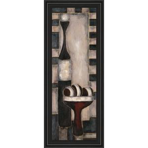 """""""Bottles"""" Framed Print Wall Art"""
