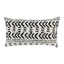 See Details - Cadiz Ivory/Black Pillow
