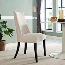 Reverie Dining Side Chair in Beige