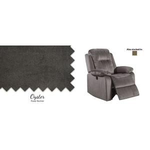Power Recliner Oyster