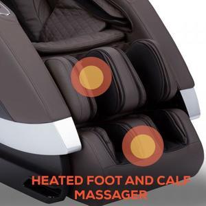 Super Novo Massage Chair - Espresso SofHyde
