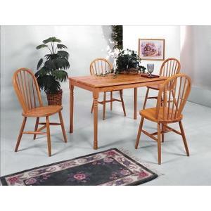 "Windsor Chair 36""h *rta* L.OAK"