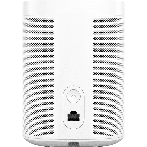 White- A set of powerful smart speakers for rich sound in up to four rooms.