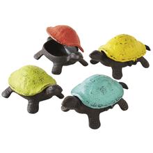 Garden Turtle Key Hider (4 asstd)