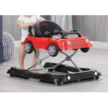 Jeep® Classic Wrangler 3-in-1 Grow With Me Walker - Red (2312)