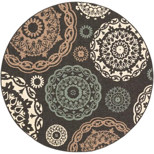 "Alfresco ALF-9668 5'3"" Round"