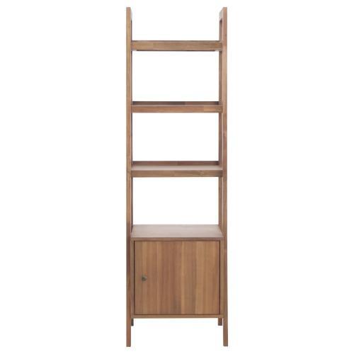 Henley KD Wall Bookcase, Newton Brown (Body)