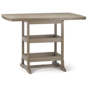 """Breezesta - 42"""" x 60"""" Bar Table"""