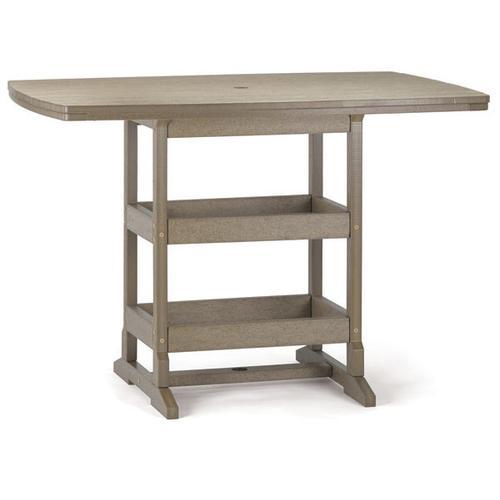 """42"""" x 60"""" Bar Table"""