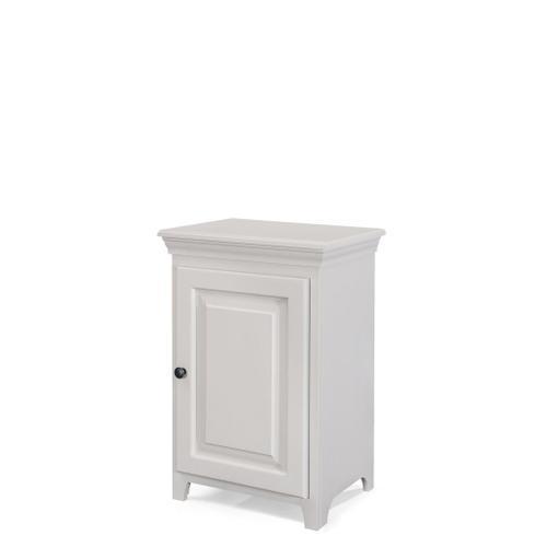 See Details - Pine 1 Door Console Cabinet