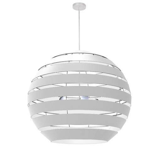 Product Image - 4lt Chandelier Mw, Wh Shade