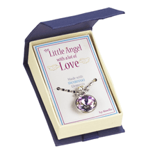 Little Angel Necklace Giftbox