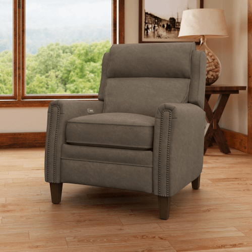 Camelot Power High Leg Reclining Chair CL737-10/PHLRC