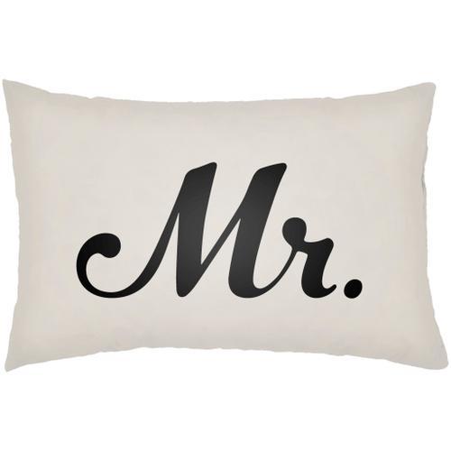 """Mr & Mrs MRSS-005 18""""H x 18""""W"""