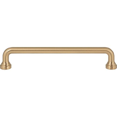 Malin Pull 6 5/16 Inch (c-c) - Warm Brass