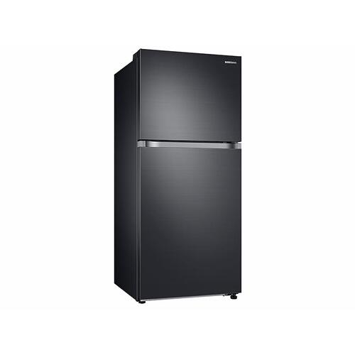 18 cu. ft. Top Freezer Refrigerator with FlexZone™ in Black Stainless Steel