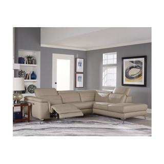 Cinque Motion Sectional Taupe