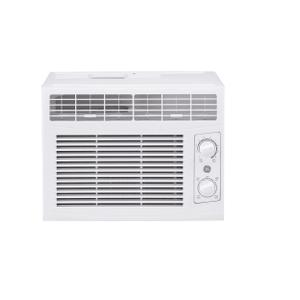 GEGE® 5,050 BTU Mechanical Window Air Conditioner for Small Rooms up to 150 sq. ft.