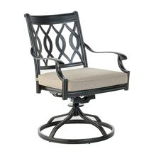 Endeavor Dining Swivel Rocker