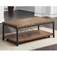 See Details - Lantana Cocktail Table w/Caster