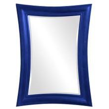 Fairmont Mirror - Glossy Royal Blue