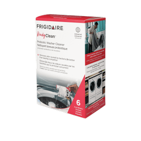 Frigidaire ReadyClean™ Probiotic Washer Cleaner 6 pack