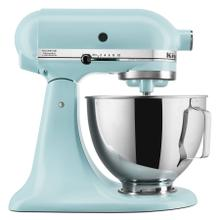 Product Image - Deluxe 4.5 Quart Tilt-Head Stand Mixer - Mineral Water Blue