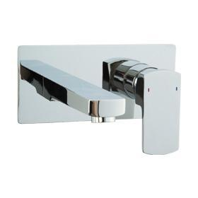 Safire In Wall Lav Faucet Chrome