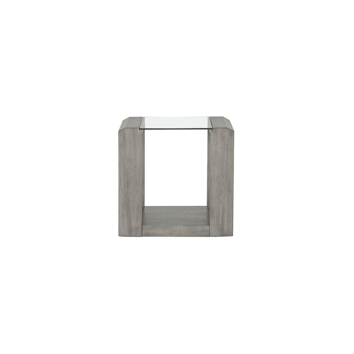 Sonata Grey End Table