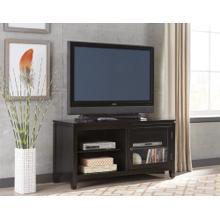 "48"" Black Folding TV Console"