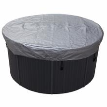 View Product - 7 ft Round Hot Tub Cover Weather Guard