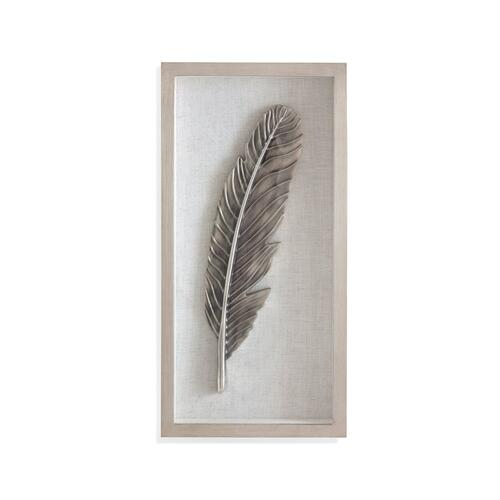 Bassett Mirror Company - Feather Wall Hanging