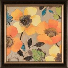 Yellow and Orange Poppies II