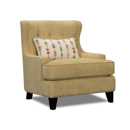 Accent Chair - (Tandem Saffron)