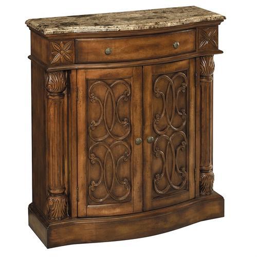 Stein World - William 2-door 1-drawer Cabinet