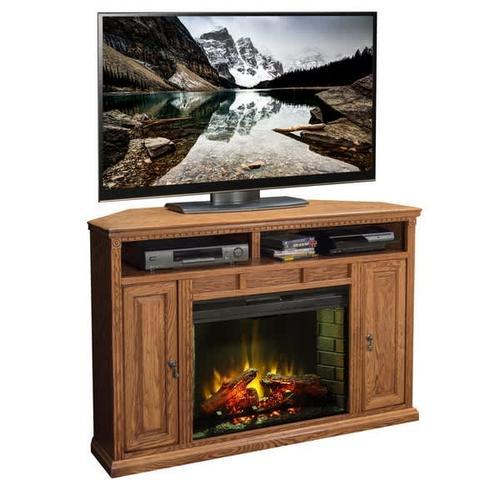 "Legends - Scottsdale 56"" Corner Fireplace"