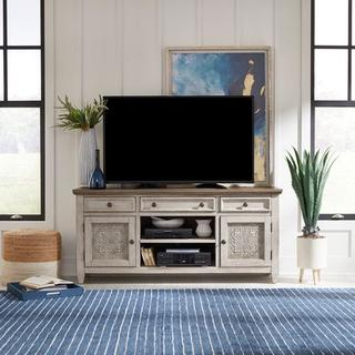 See Details - 66 Inch Tile TV Console