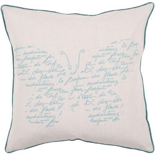 "Surya - Decorative Pillows JS-048 18""H x 18""W"
