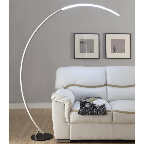 "74.5""H Arc Floor Lamp"