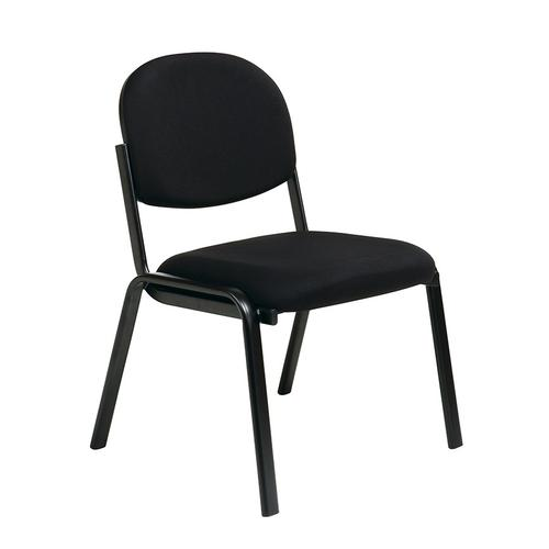 Visitor Chair With Designer Plastic Shell Back