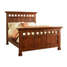 See Details - Yesterday River Panel Bed