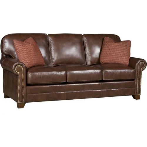 Bentley Leather Sofa