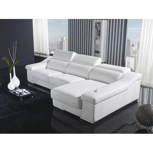 Divani Casa T136C - Modern Leather Sectional Sofa